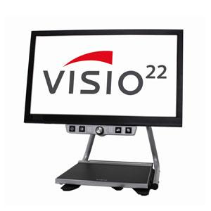 Bild des stationären Lesegerätes Visio 22