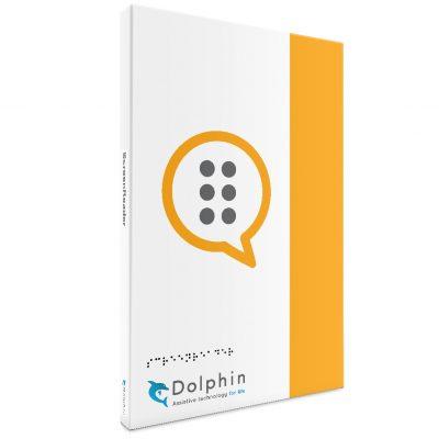 Dolphin Screenreader Verpackung