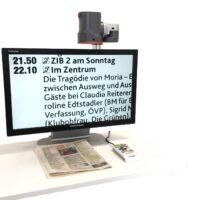 Bildschirmvorlesegerät GoVision Pro