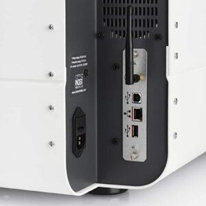 Rückseite der BrailleBox v5