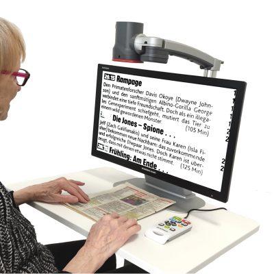 GoVisionPro Bildschirmvorlesegerät